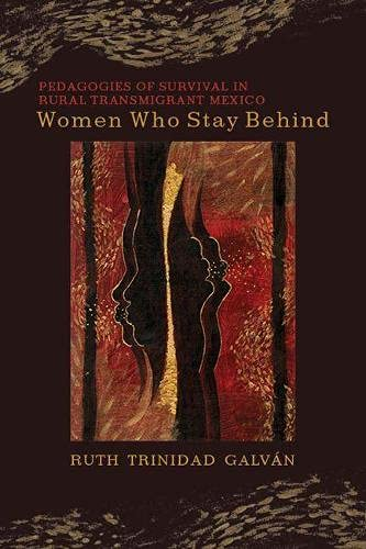 9780816531455: Women Who Stay Behind: Pedagogies of Survival in Rural Transmigrant Mexico