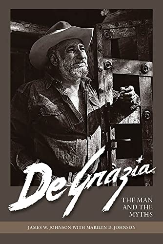 9780816531974: De Grazia: The Man and the Myths