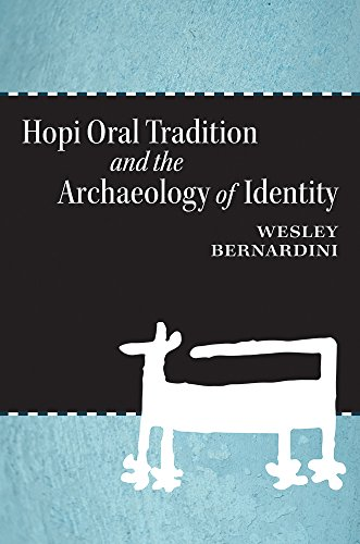 9780816532919: Hopi Oral Tradition and the Archaeology of Identity