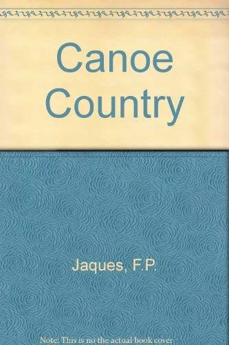 9780816600243: Canoe country,