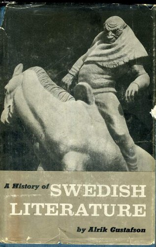 9780816602360: History of Swedish Literature