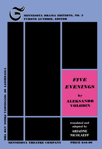 9780816604029: Five Evenings