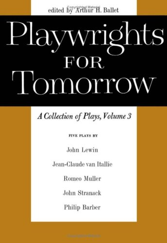9780816604302: Playwrights for Tomorrow V 3 CB