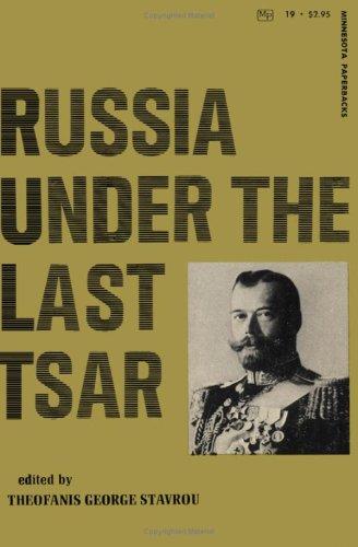 9780816605149: Russia Under the Last Tsar