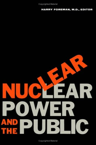 9780816605811: Nuclear Power and the Public