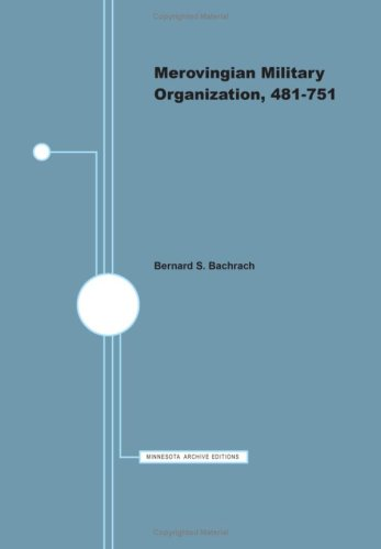 9780816606214: Merovingian Military Organization, 481-751
