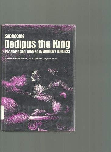 9780816606689: Oedipus The King (Minnesota drama editions)