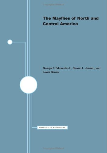 9780816607594: The Mayflies of North and Central America