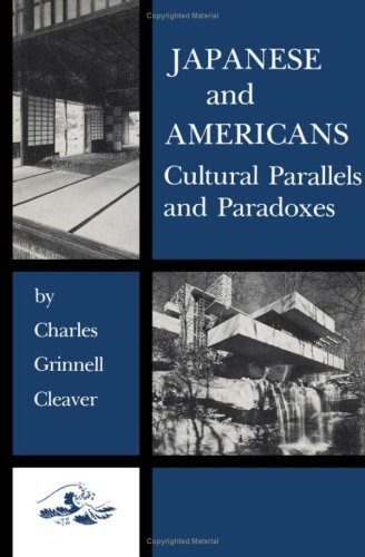 9780816607617: Japanese and Americans: Cultural Parallels and Paradoxes