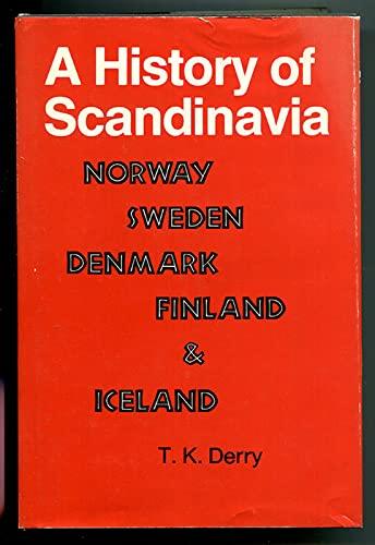 9780816608355: History of Scandinavia CB