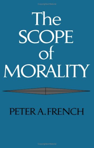 9780816608379: The Scope of Morality