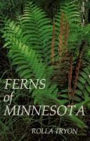 9780816609321: Ferns of Minnesota
