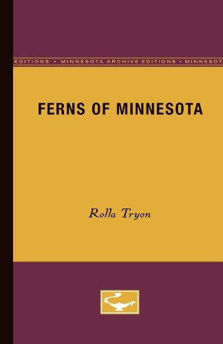 9780816609352: Ferns of Minnesota