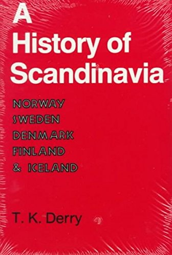 9780816609369: A History of Scandinavia: Norway, Sweden, Denmark, Finland and Iceland
