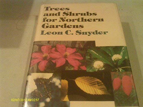 9780816609437: Trees and Shrubs for Northern Gardens