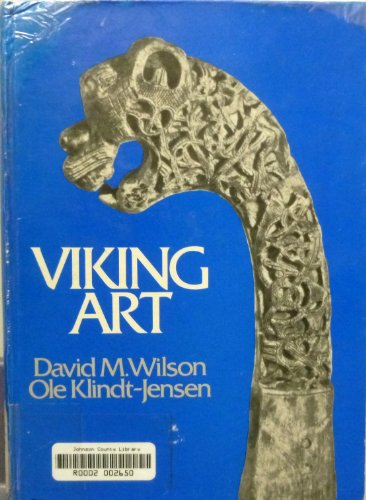 9780816609741: Viking Art (Nordic Series; V. 6) (English and Danish Edition)