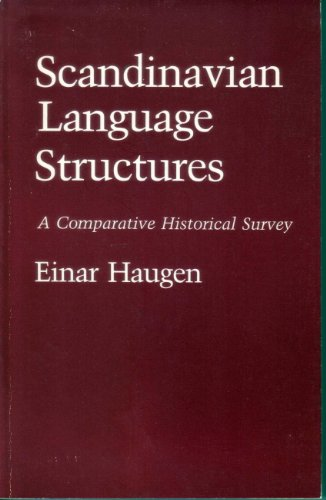 9780816611072: Scandinavian Language Structures: A Comparative Historical Survey