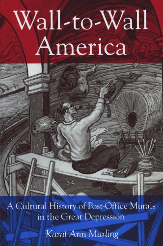 Wall-To-Wall America: A Cultural History of Post-Office Murals in the Great Depression
