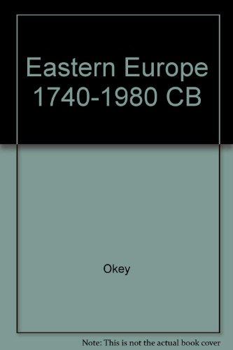 9780816611256: Eastern Europe 1740-1980 CB