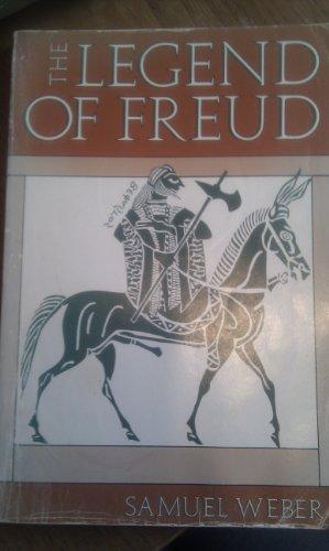 The Legend of Freud (0816611289) by Weber, Samuel