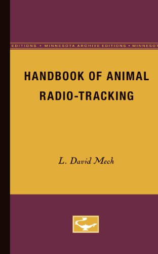 Handbook of Animal Radio-Tracking: Mech, L. David
