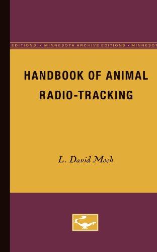 9780816612215: Handbook of Animal Radio-Tracking