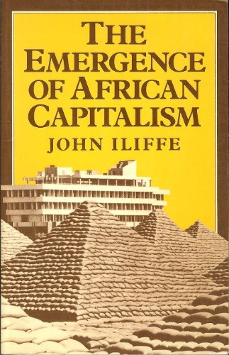 9780816612376: The Emergence of African Capitalism