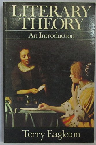 9780816612383: Literary Theory: an Introduction