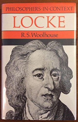 9780816612499: Philosophers in Context Locke