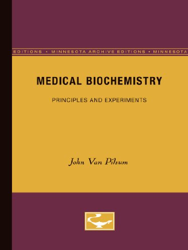 9780816613441: Medical Biochemistry: Principles and Experiments