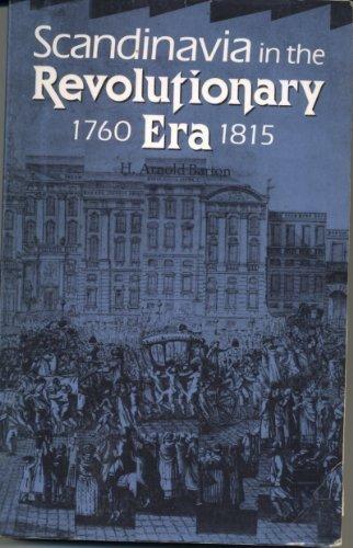 9780816613939: Scandinavia in the Revolutionary Era, 1760-1815 (Nordic)