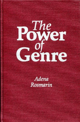 9780816613953: The Power of Genre