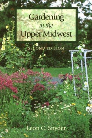 9780816614288: Gardening Upper Midwest CB