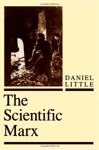 The Scientific Marx: Little, Daniel