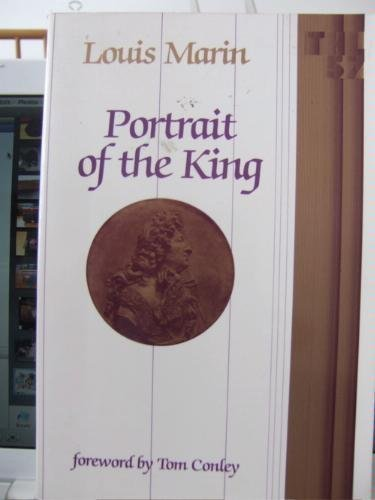 9780816616046: Portrait of the King (Theory and History of Literature)