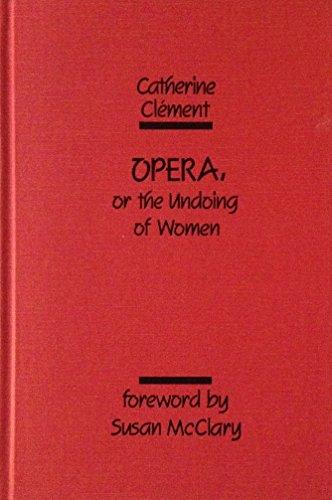 9780816616534: Opera, or the Undoing of Women