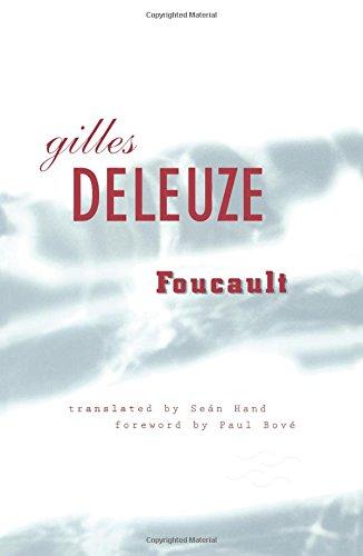 Foucault: Gilles Deleuze