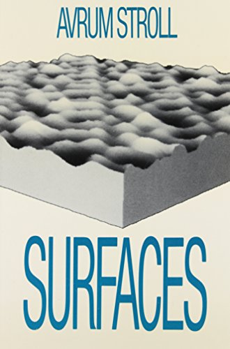 9780816616947: Surfaces