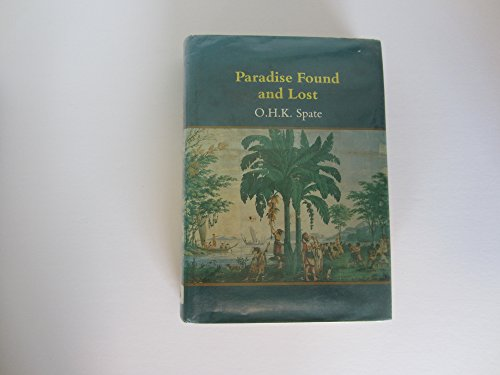 9780816617159: Paradise Found and Lost (Pacific Since Magellan, Vol 3)