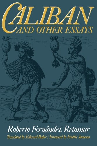 9780816617432: Caliban And Other Essays