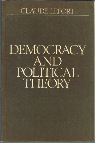 9780816617555: Democracy and Political Theory