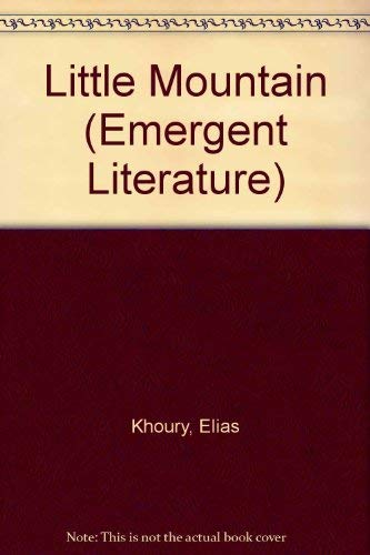 9780816617692: Little Mountain (Emergent Literatures)