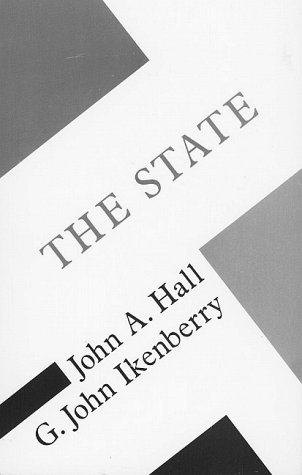9780816617968: The State (Concepts in Social Thought)