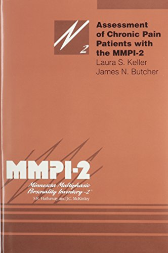 9780816618613: Assessment of Chronic Pain Patients with the MMPI-2 (MMPI-2 Monographs)