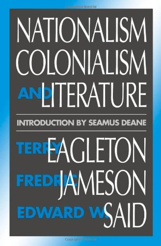 9780816618620: Nationalism, Colonialism, and Literature