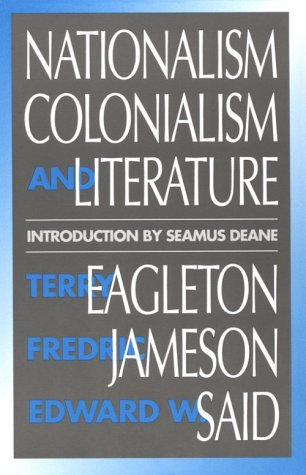 9780816618637: Nationalism, Colonialism, and Literature