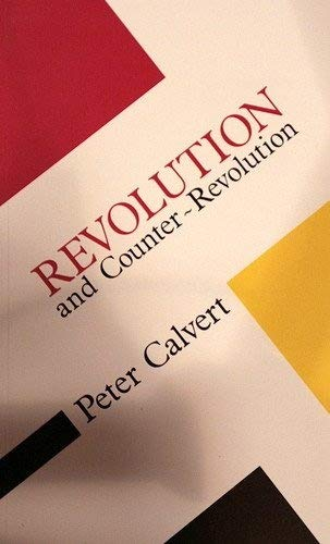 9780816618866: Revolution and Counter-Revolution (Concepts in Social Thought)