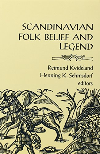 9780816619672: Scandinavian Folk Belief and Legend (The Nordic Series)