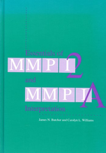 9780816621002: Essentials of Mmpi-2 and Mmpi-A Interpretation