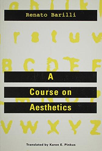 9780816621194: Course On Aesthetics